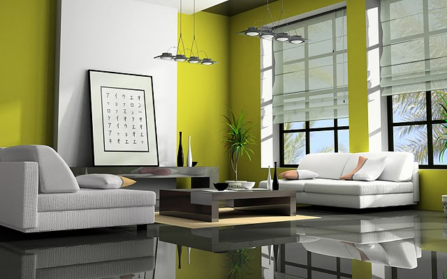 zen type living room designs photo - 6