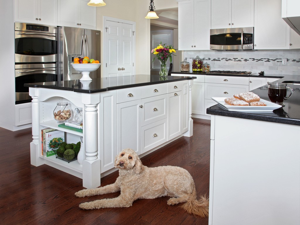 white kitchen cabinets black countertop kitchen white cabinets countertops give your 28692