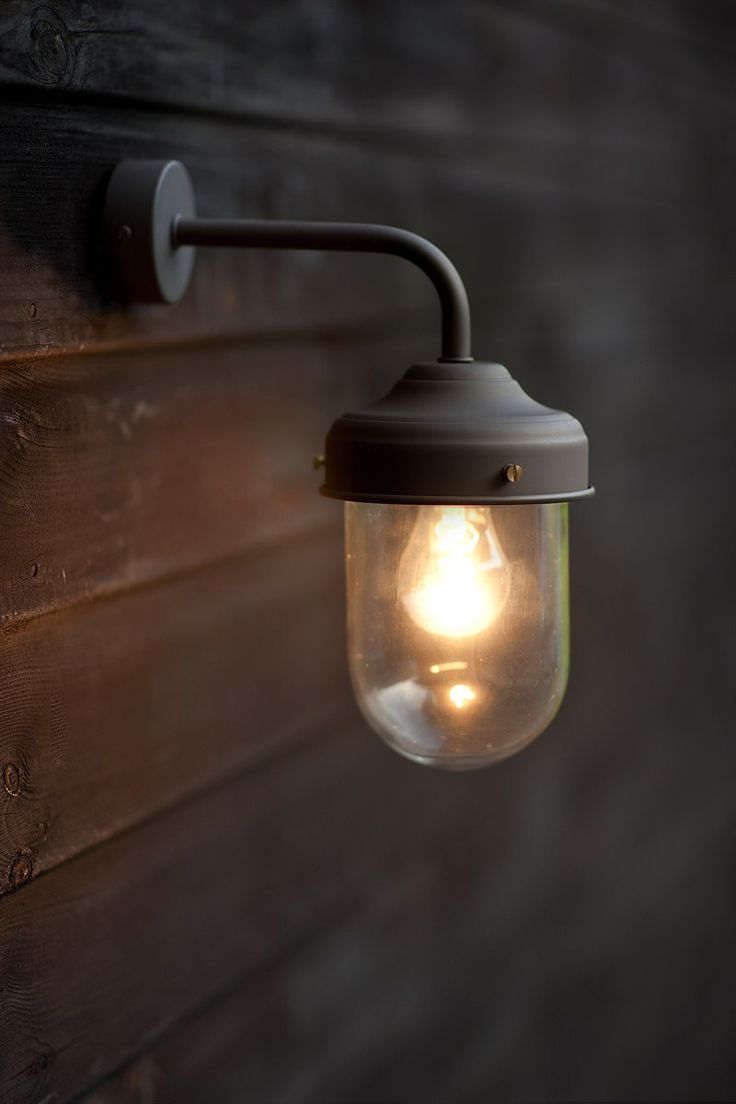 Impressive Outdoor Wall Lights with Built-in Outlet Ideas ... on Exterior Wall Sconce Light Fixtures id=17337