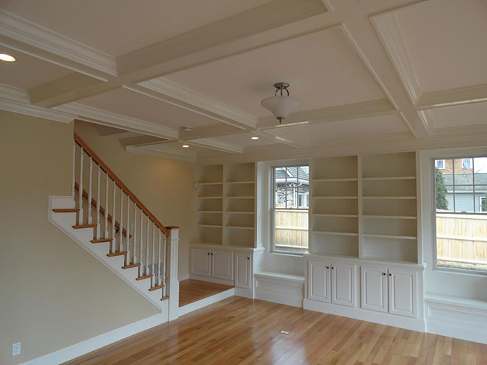 Cost to paint a house interior professionally for Professional painters cost interior