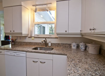 Paint Formica Kitchen Cabinets