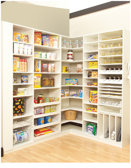 kitchen storage system pantry shelving systems home design 3185