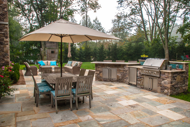 Outdoor bar grill designs - 17 reasons, why it's ... on Exterior Grill Design id=72796