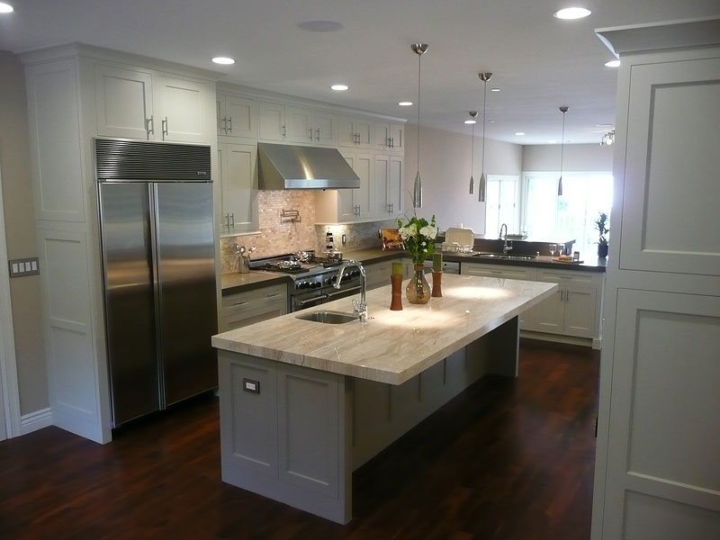 White kitchen cabinets from lowes | Interior & Exterior Ideas
